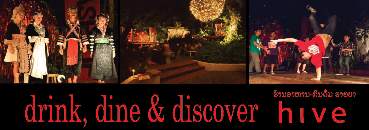 drink discover Hive Bar Laos
